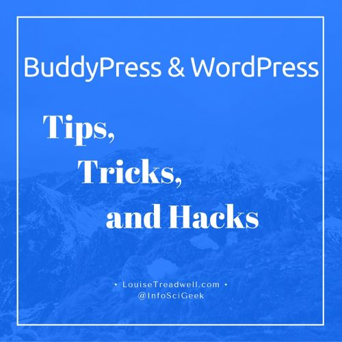 BuddyPress: How to Redirect Upon Logout